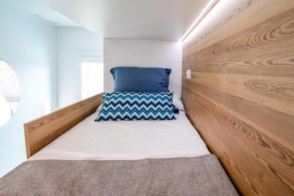 Alcossebre-Sea-Experience-4-Estrellas-Apartamento-2-dormitorios-Familiar-Frontal-Vista-Mar-Literas