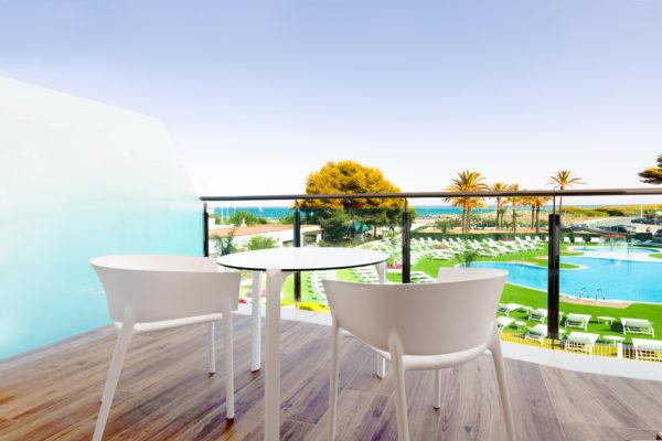 Alcossebre-Sea-Experience-4-Estrellas-Apartamento-2-dormitorios-Frontal-Vista-Mar-Terraza-Vistas-Piscina