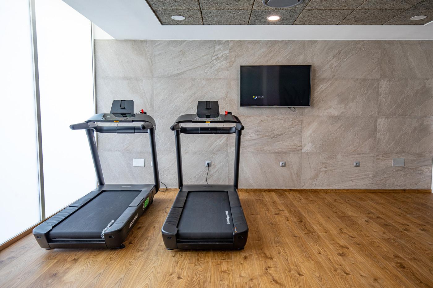 Fitnessstudio Alcossebre Sea Experience Aparthotel 4 Sterne