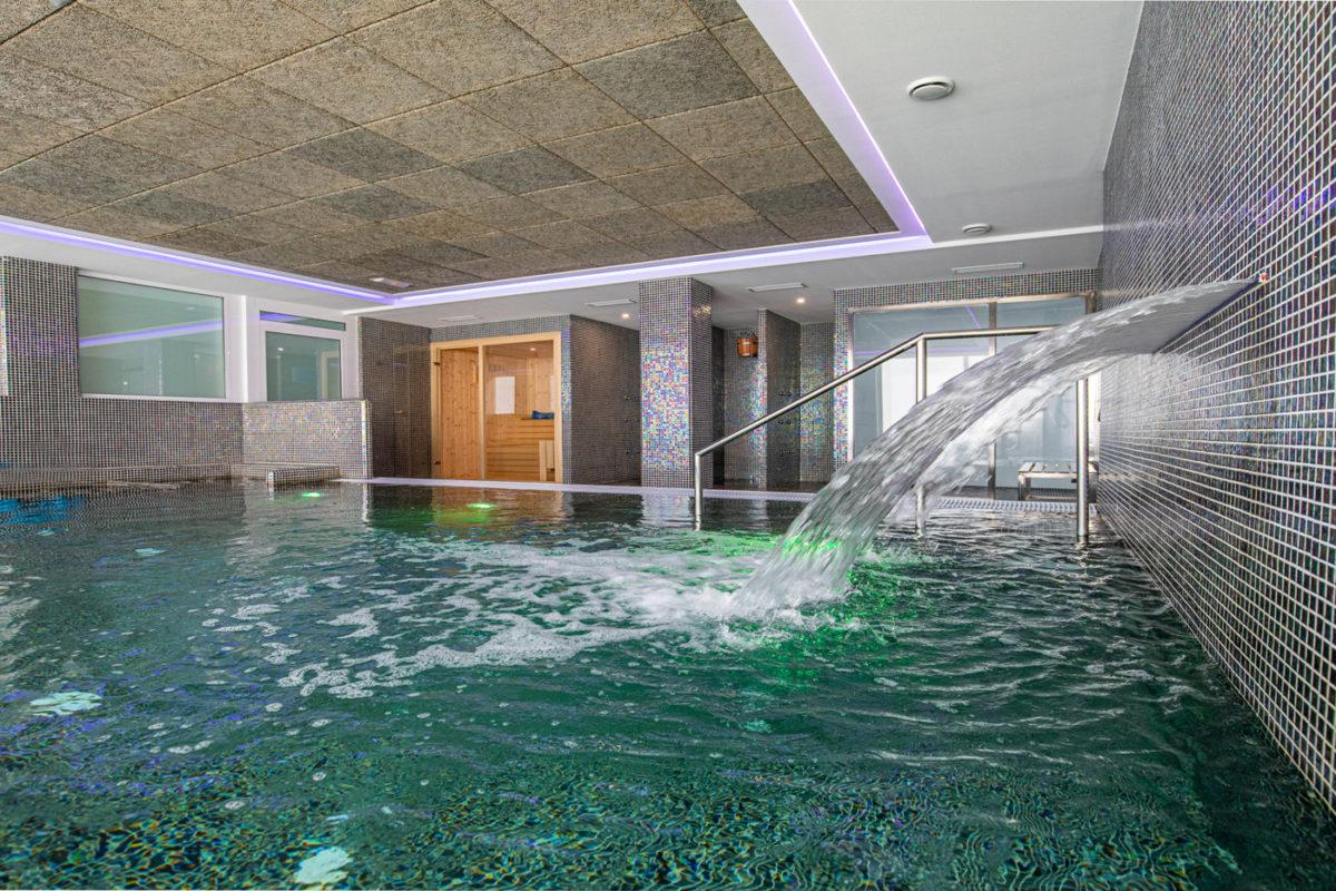 Alcossebre Sea Experience Aparthotel 4 Estrellas SPA Cascada