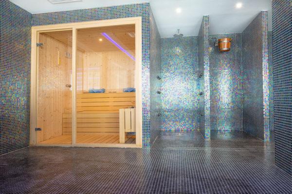 Alcossebre Sea Experience Aparthotel 4 Estrellas SPA Sauna Duchas