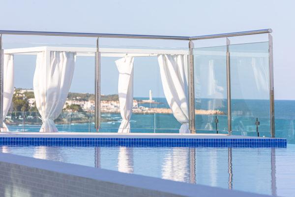 Alcossebre Sea Experience Aparthotel 4 Estrellas Skybar Piscina Balinesa Faro