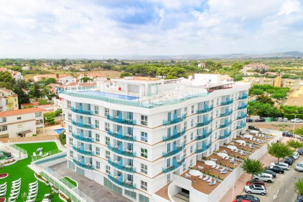 Alcossebre Sea Experience Aparthotel 4 Estrellas Terrazas Premium