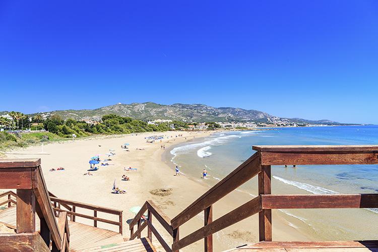 Playa Romana Alcossebre Alcoceber Alcoebre