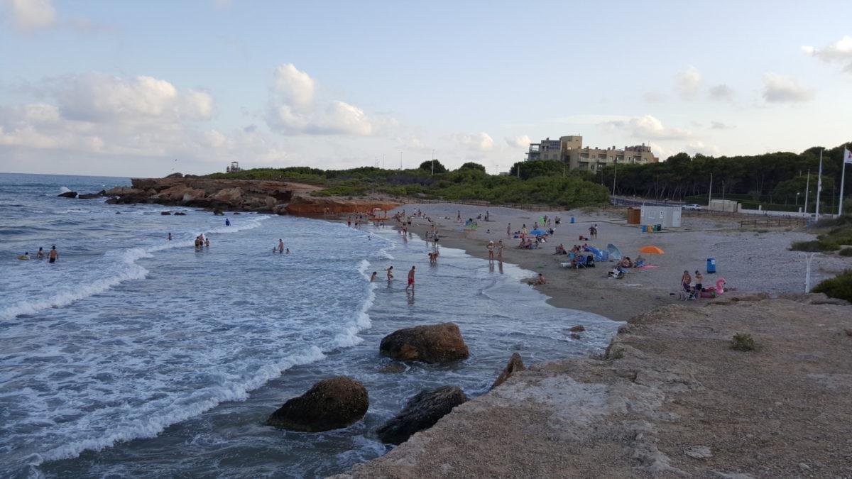 Playa del Moro Alcossebre Alcocebre Alcoceber