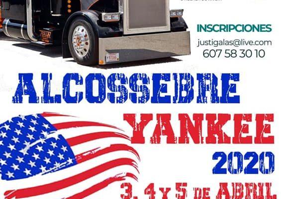 Alcossebre Yankee 2020 poster