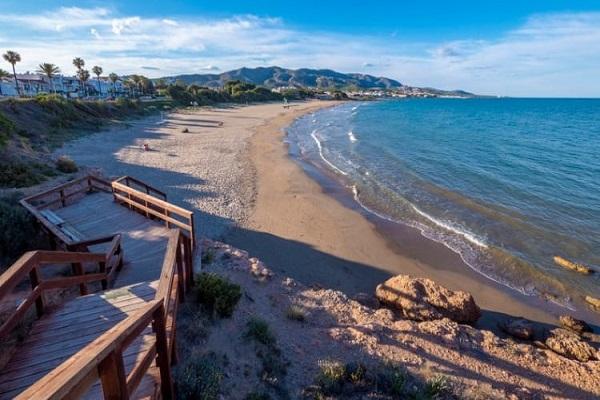 Playa Manyetes o Playa Tropicana  Alcoceber Alcocebre Alcoceber