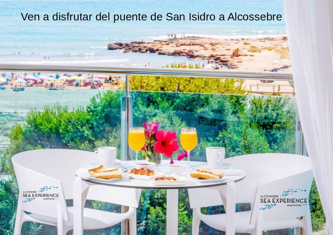 Ven a disfrutar del Puente de San Isidro a ALcossebre Sea Experience