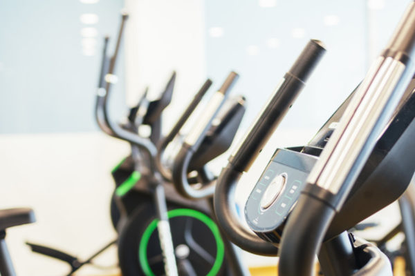 Alcossebre Sea Experience Apartments 4 Sterren-Gym Elliptical Spinningy