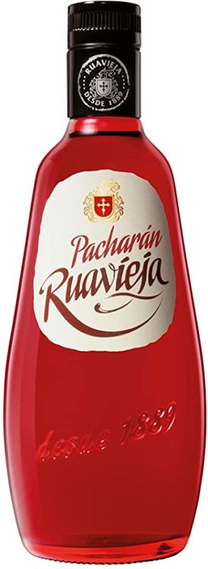 Pacharán Ruavieja