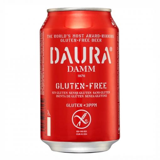 Daura Damm (sin gluten)