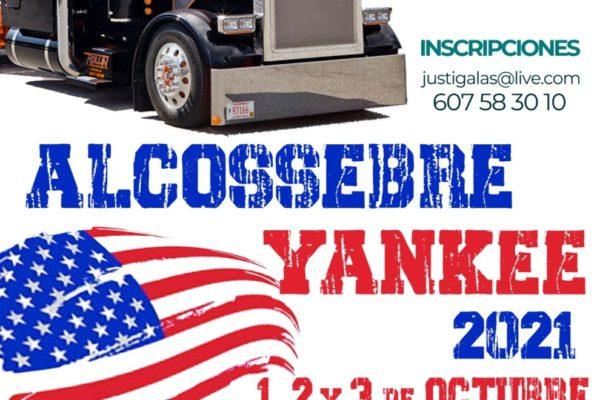Alcossebre Yankee 2021, reunión de coches americanos